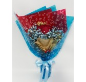 anyoung haseyo floral bouquet