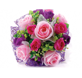 Classic Peace Pink Roses